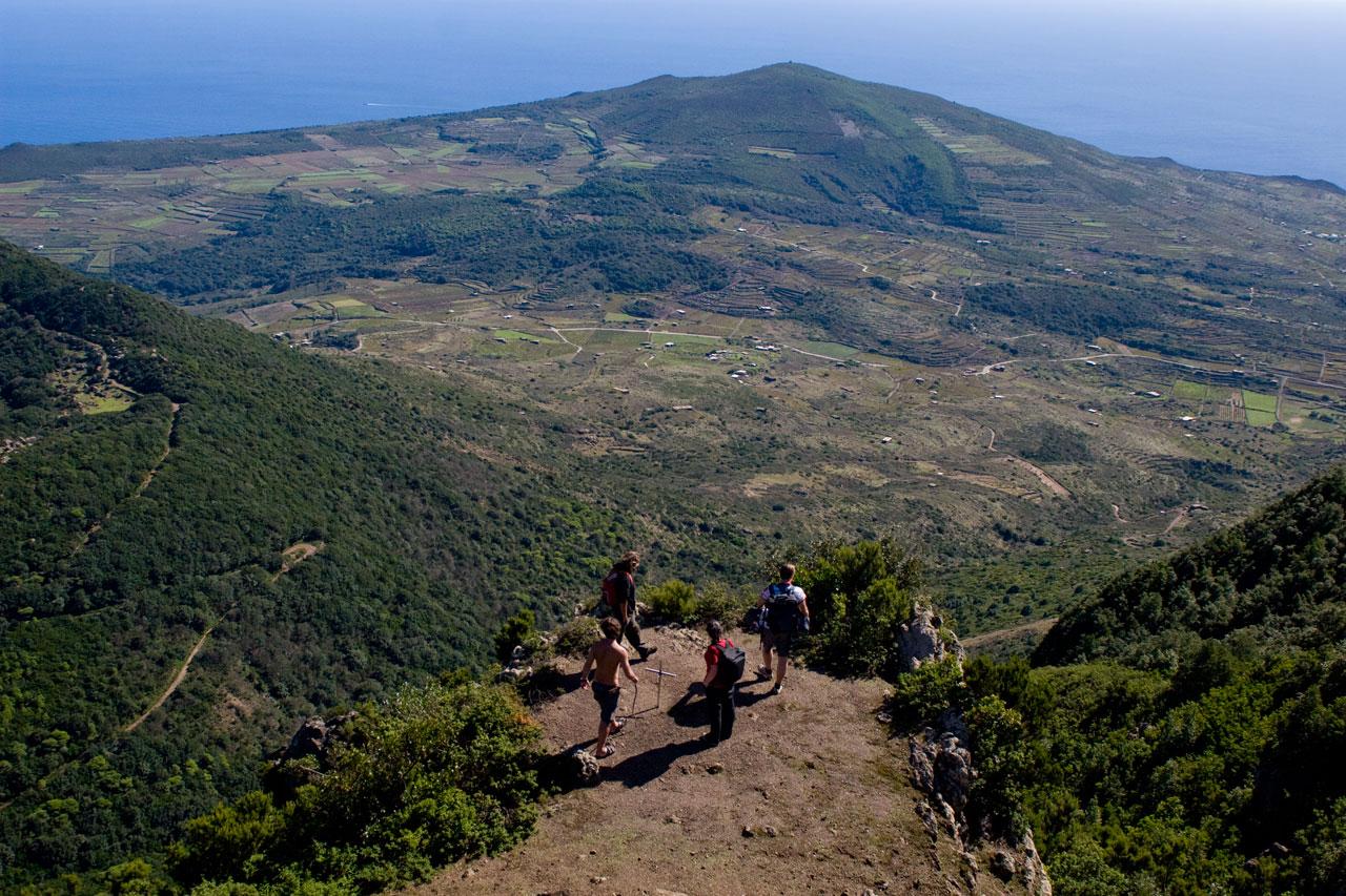 trekking pantelleria