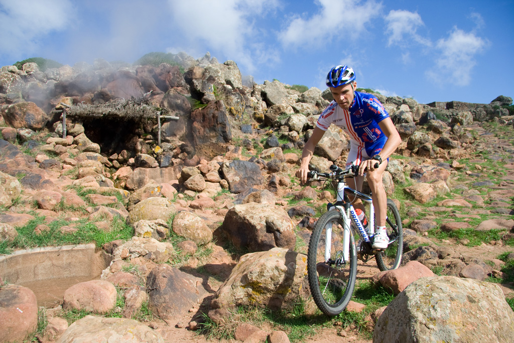 bike a pantelleria